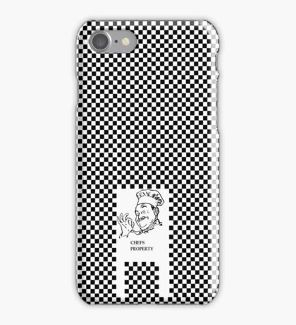 CHEFS PROPERTY COVER  iPhone Case/Skin