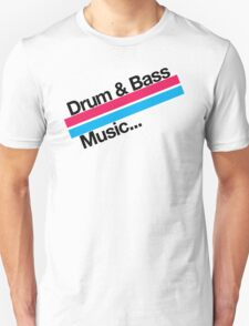 Drum & Bass F2 T-Shirt