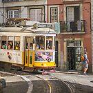 Alfama, Lisbon by Mark Higgins