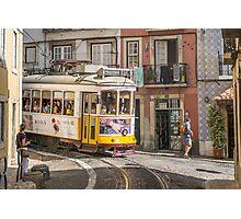 Alfama, Lisbon Photographic Print