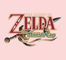 Zelda The Minish Cap One Piece - Short Sleeve