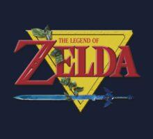 Zelda Baby Tee