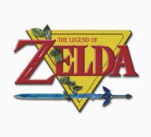 Zelda One Piece - Short Sleeve