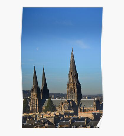 St Mary's Cathedral, Edinburgh Poster