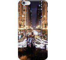 Chicago Urban Canyons iPhone Case/Skin