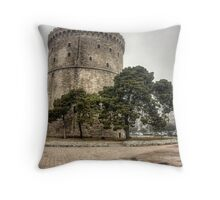 Crooked point of view!  Throw Pillow