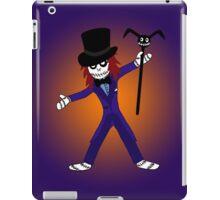 Baron Samedi Voodoo Doll iPad Case/Skin