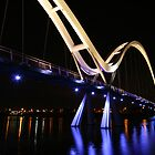 Infinity Bridge Stockton UK by albyw