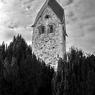Hawkley Church Tower by relayer51