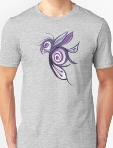 Birderfly - Purple Remix T-Shirt