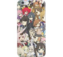 Anime Compilation iPhone Case/Skin