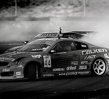 Falken Drifting by Donald  Stewart