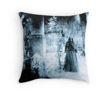 Fantasma Throw Pillow