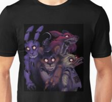 Freddy and Friends Unisex T-Shirt