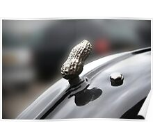 Personalized Motorcycle Accessory Poster