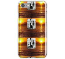 HAND IN HAND SUNSET COVER  iPhone Case/Skin