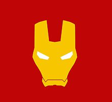 Ironman iPad Case by LauraHorgan
