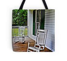 Grandma's Front Porch Tote Bag