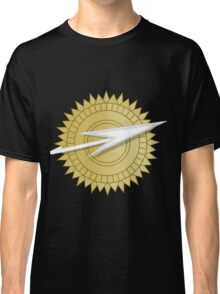Galactic Empire - Sun and Spaceship Classic T-Shirt