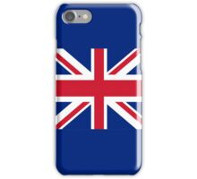 Union Jack 1960s Mini Skirt - Best of British Flag iPhone Case/Skin