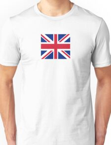 Union Jack 1960s Mini Skirt - Best of British Flag Unisex T-Shirt