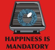 Happiness Is Mandatory by Buleste