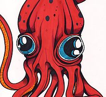 kraken by BrownLazer