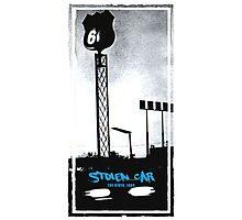 Stolen Car, Bruce Springsteen Photographic Print