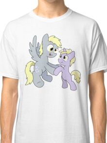 Derpy and Dinkey Classic T-Shirt