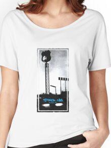 Stolen Car, Bruce Springsteen Women's Relaxed Fit T-Shirt
