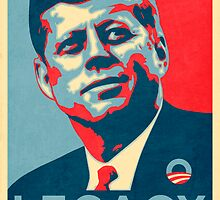 JFK - John Fitzgerald Kennedy - Assassination - politics by James Ferguson - Darkinc1