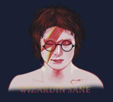 Wizardin Sane Kids Tee