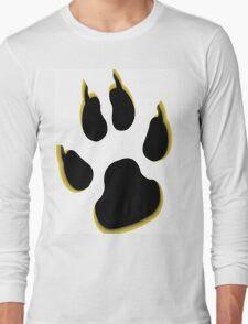 Wildlife - paws Long Sleeve T-Shirt