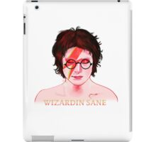 Wizardin Sane iPad Case/Skin