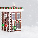 The Gingerbread Shop by powerpig