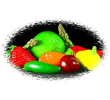 Fruit and Veggies by boogeyman
