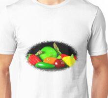 Fruit and Veggies Unisex T-Shirt