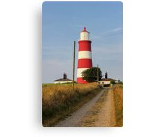 Happisburgh Lighthouse Norfolk  Canvas Print