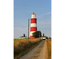 Happisburgh Lighthouse Norfolk  Photographic Print