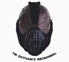 Bane - I'm Gotham's Reckoning by Mitch Buckley
