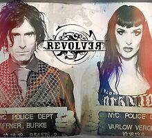 Revolver Kick Banner  by hispurplegloves