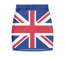 Union Jack 1960s Mini Skirt - Best of British Flag Mini Skirt