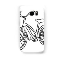Beach Cruiser Bicycle  Samsung Galaxy Case/Skin