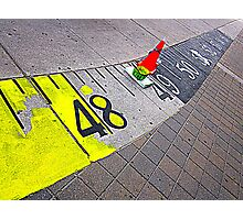 Measuring Tape Toronto 2013 Photographic Print