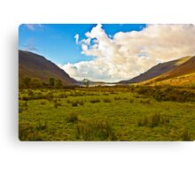 Wastwater - Lake District - Cumbria Canvas Print