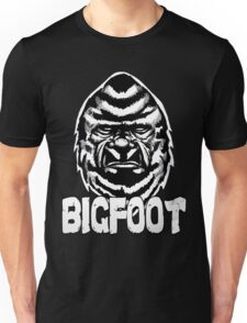 The Face of Bigfoot T-Shirt