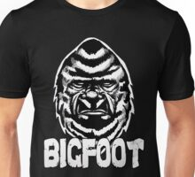 The Face of Bigfoot Unisex T-Shirt