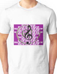 G_clef Unisex T-Shirt