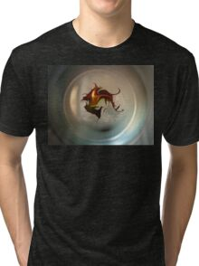 misty portal Tri-blend T-Shirt