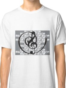 G_clef Classic T-Shirt